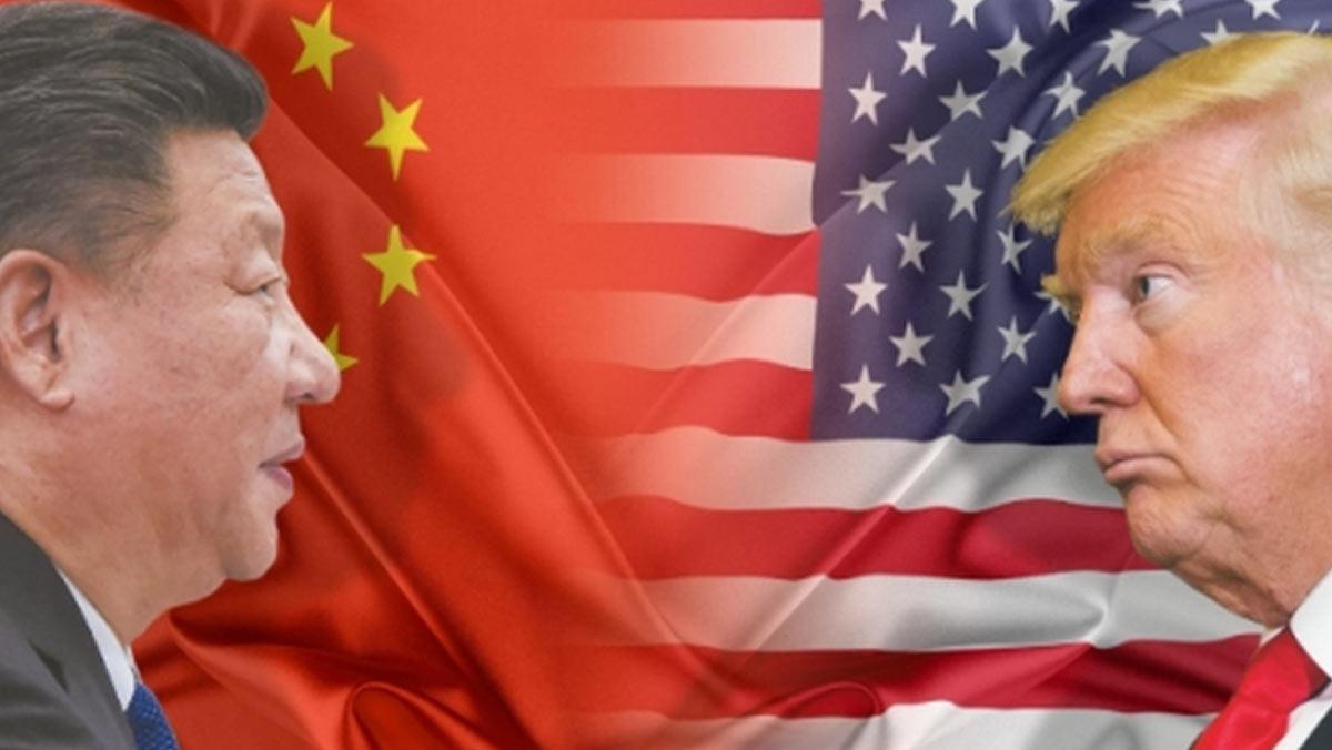 so sánh hai cường quốc Mỹ - Trung