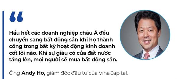 Bloomberg: Việt nam là điểm nóng cho bất động sản hạng sang