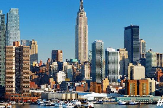 New York được bình chọn là trung tâm công nghệ hàng đầu thế giới