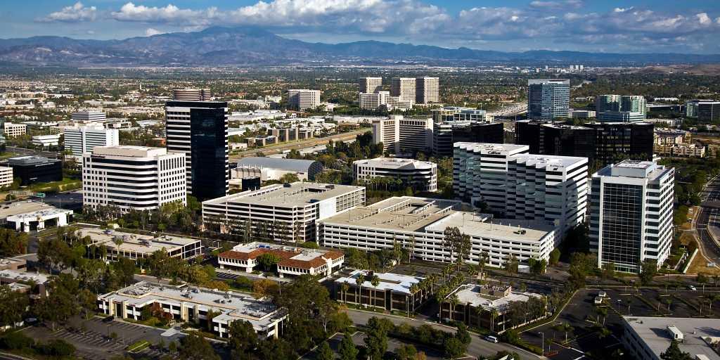 Nơi tốt nhất để sống ở Mỹ - Irvine, California