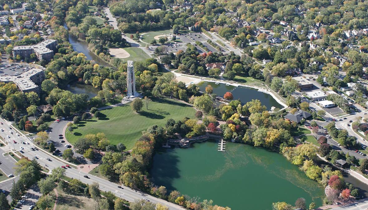 Nơi tốt nhất để sống ở Mỹ - Naperville, Illinois