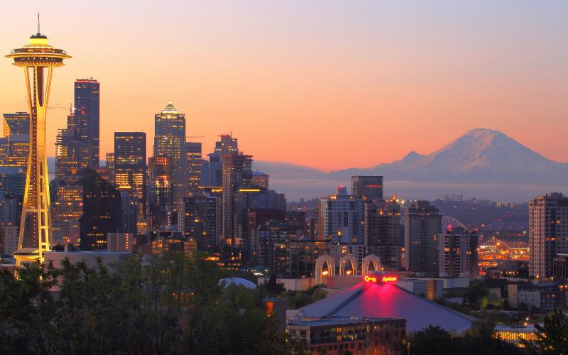 Nơi tốt nhất để sống ở Mỹ - Seattle, Washington