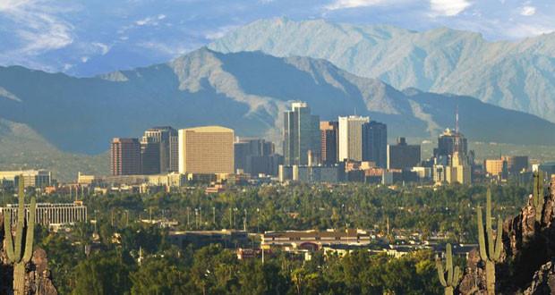 Nơi tốt nhất để sống ở Mỹ - Phoenix, Arizona