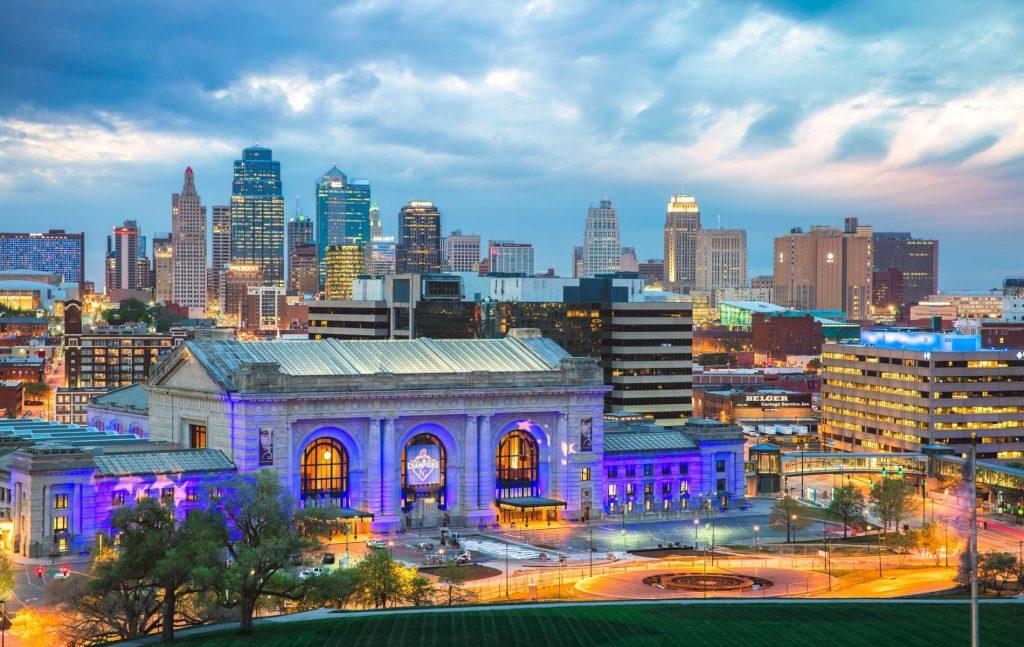 Nơi tốt nhất để sống ở Mỹ - Wichita, Kansas City
