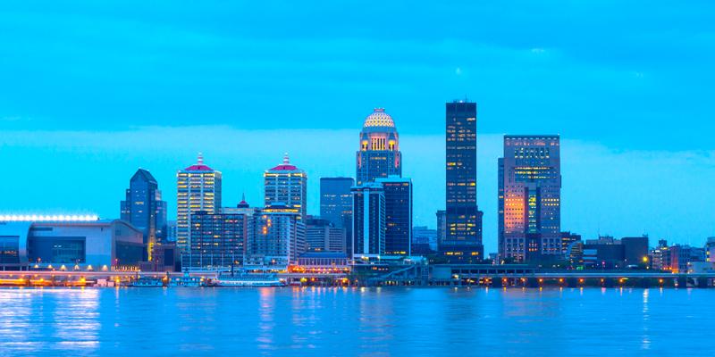Nơi tốt nhất để sống ở Mỹ - Louisville, Kentucky