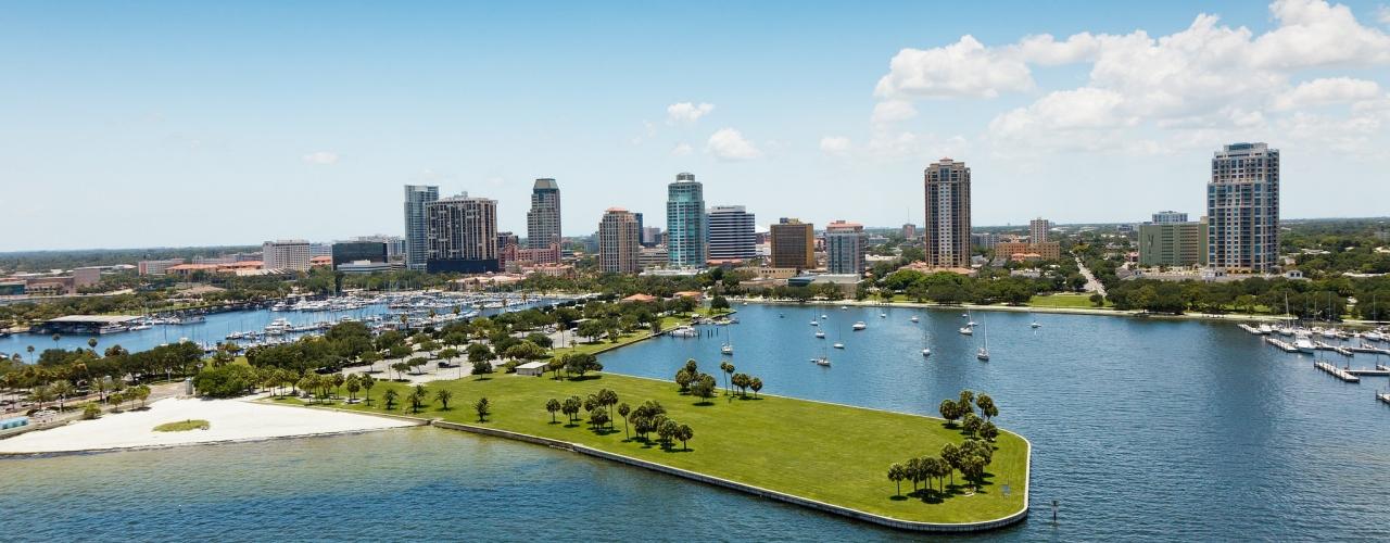 Nơi tốt nhất để sống ở Mỹ - St.Petersburg, Florida