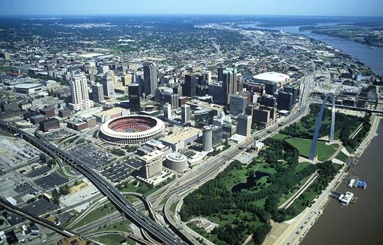 Nơi sống tốt nhất ở Mỹ - St.Louis, Missouri