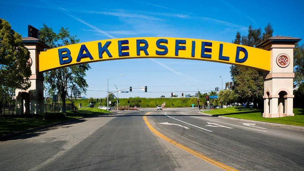 Nơi sống tốt nhất ở Mỹ - Bakersfield, California