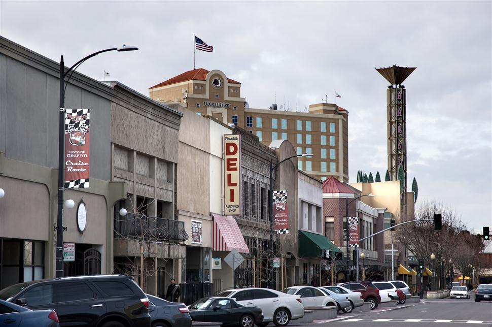 Nơi sống tốt nhất ở Mỹ - Modesto, California