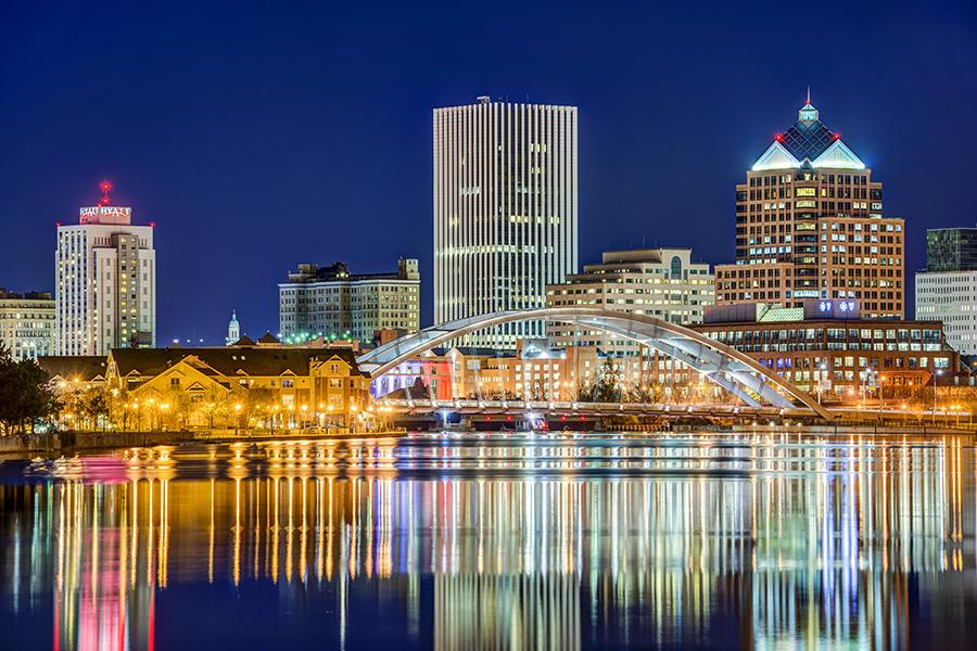 Nơi sống tốt nhất ở Mỹ - Rochester, New York