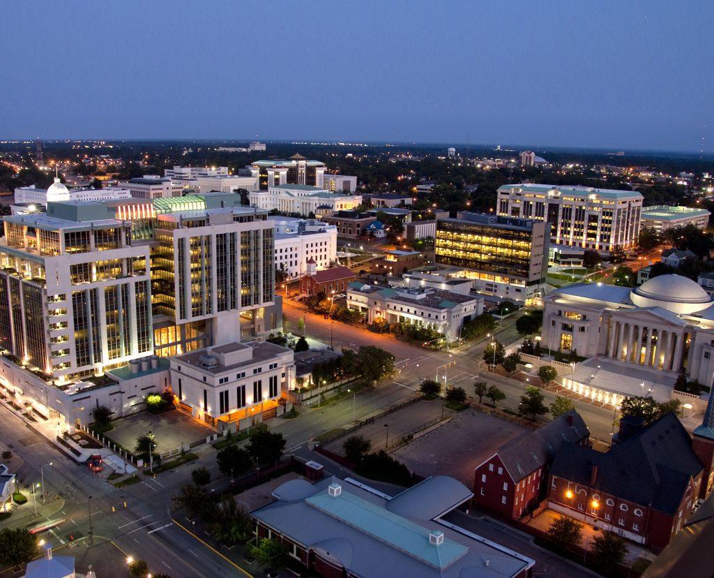 Nơi tốt nhất để sống ở Mỹ - Montgomery, Alabama