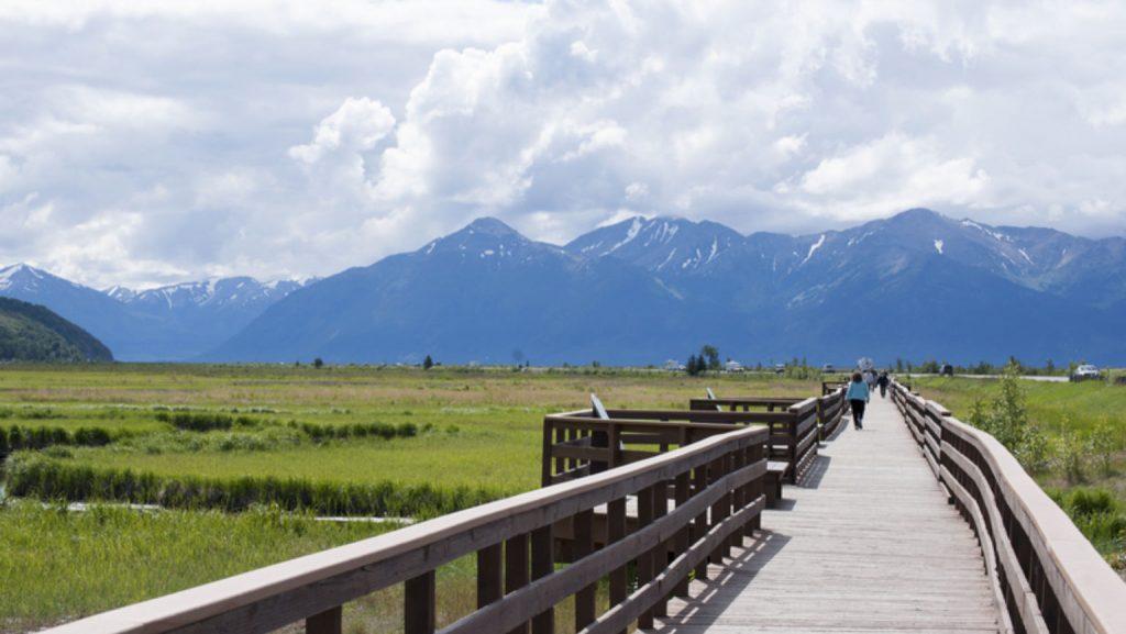Nơi sống tốt nhất ở Mỹ - Anchorage, Alaska