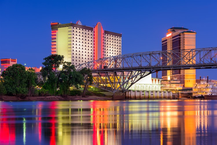 Nơi sống tốt nhất ở Mỹ - Shreveport, Louisiana