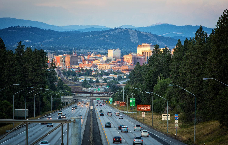 Nơi sống tốt nhất ở Mỹ - Spokane, Washington
