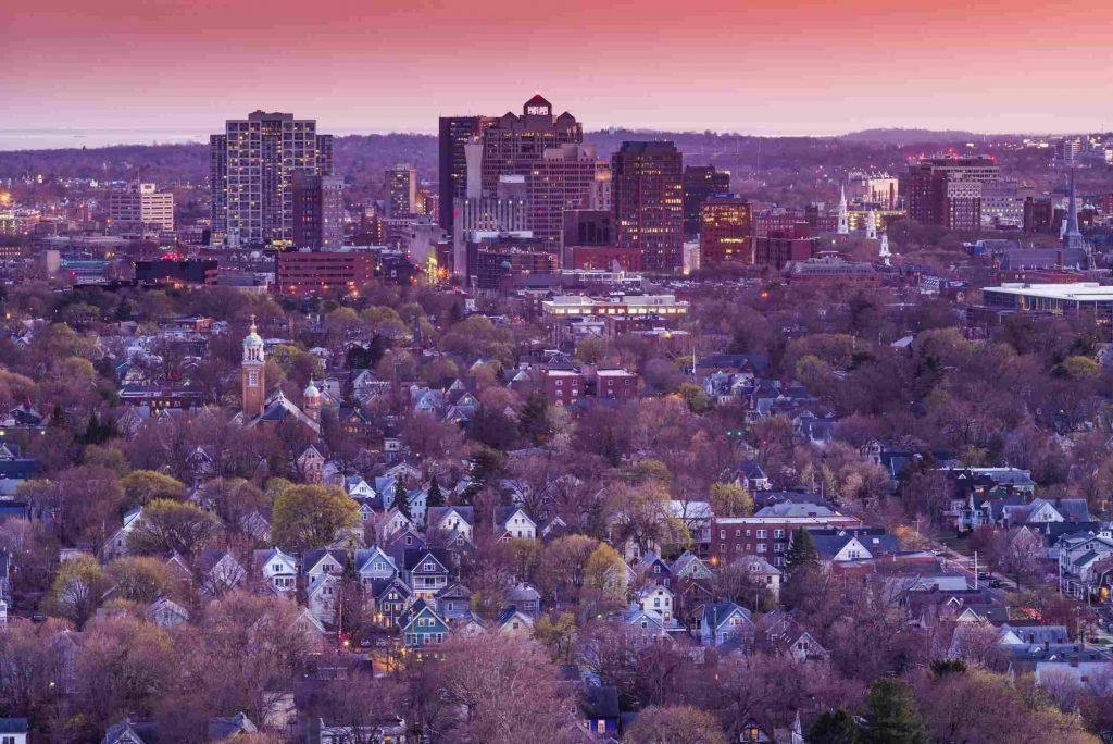 Nơi sống tốt nhất ở Mỹ - New Haven, Connecticut
