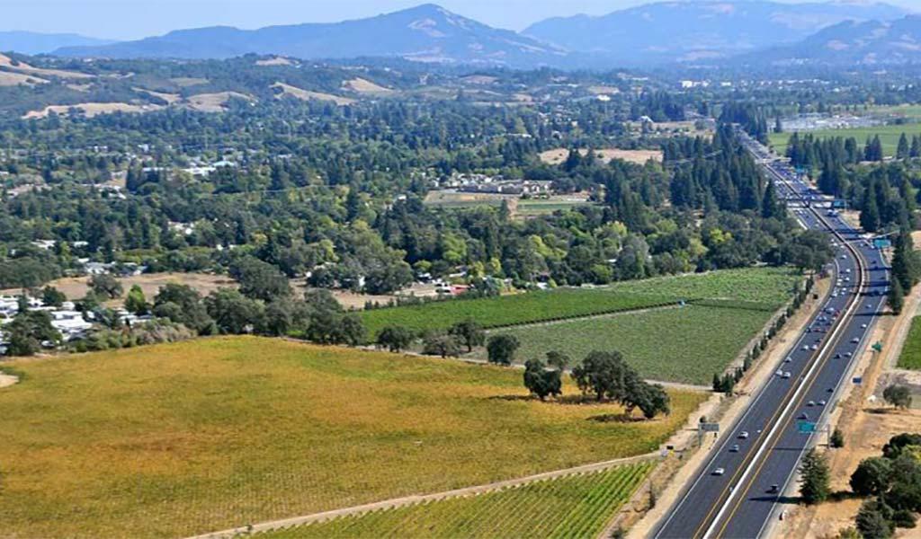 Nơi sống tốt nhất ở Mỹ - Santa Rosa, California
