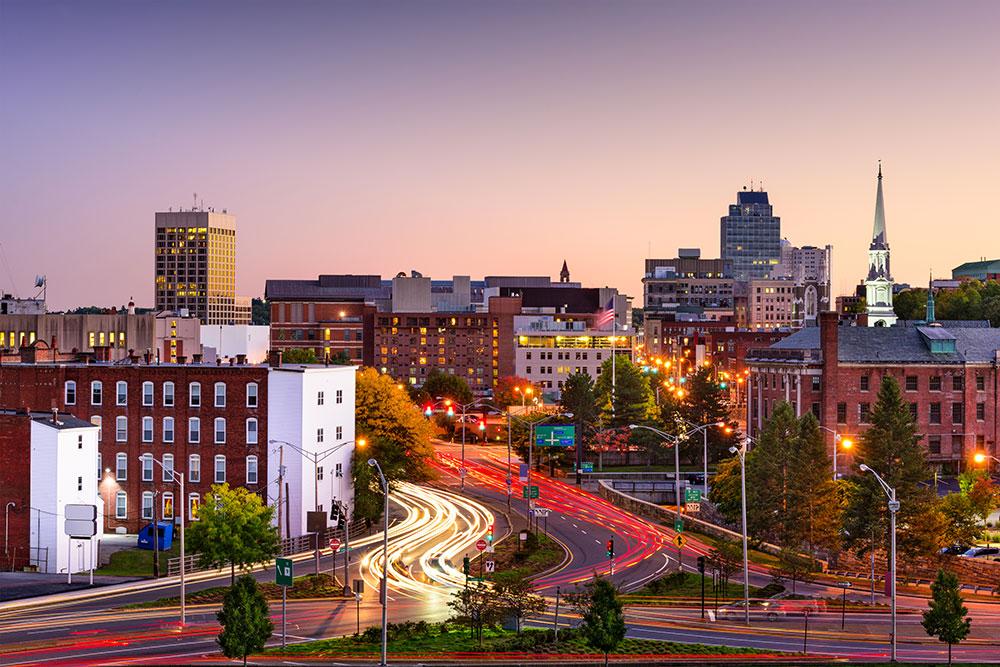 Nơi sống tốt nhất ở Mỹ - Worcester, Massachusetts