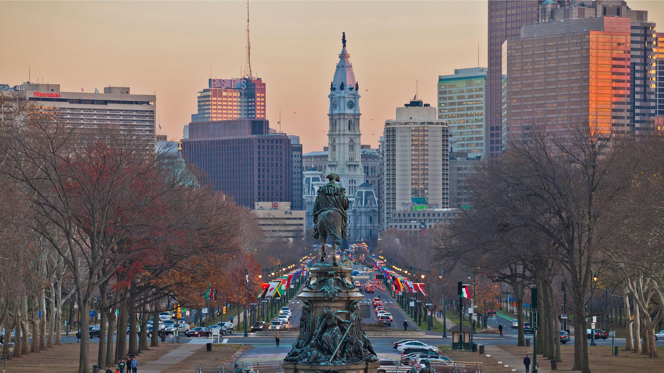 Nơi sống tốt nhất ở Mỹ - Philadelphia, Pennsylvania