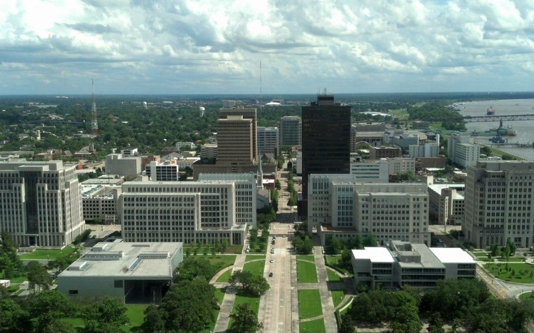 Nơi sống tốt nhất ở Mỹ - Baton Rouge, Louisiana