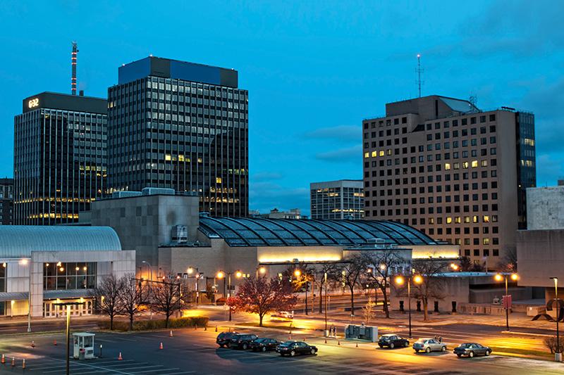 Nơi sống tốt nhất ở Mỹ - Syracuse, New York