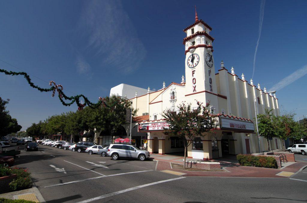Nơi sống tốt nhất ở Mỹ - Visalia, California