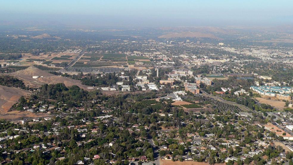 Nơi sống tốt nhất ở Mỹ - Riverside, California