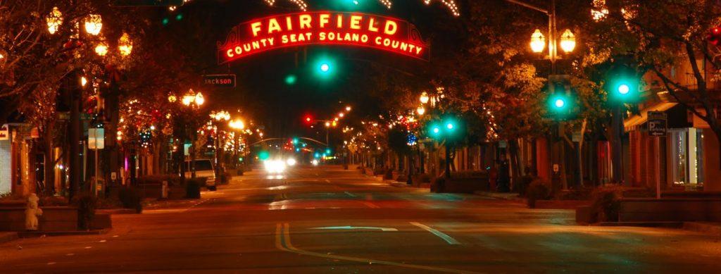 Nơi sống tốt nhất ở Mỹ - Fairfield, California