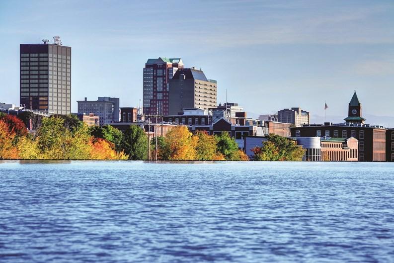 Nơi sống tốt nhất ở Mỹ - Manchester, New Hampshire