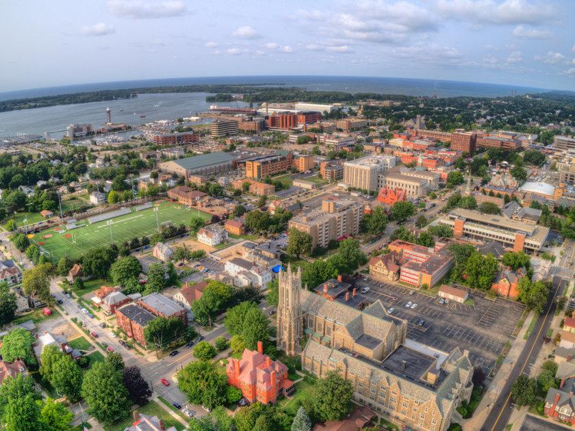 Nơi sống tốt nhất ở Mỹ - Erie, Pennsylvania