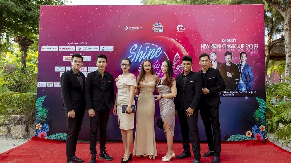Nhà tài trợ cho cuộc thi Hoa hậu Bikini tháng 7 2019 của tập đoàn Cengroup